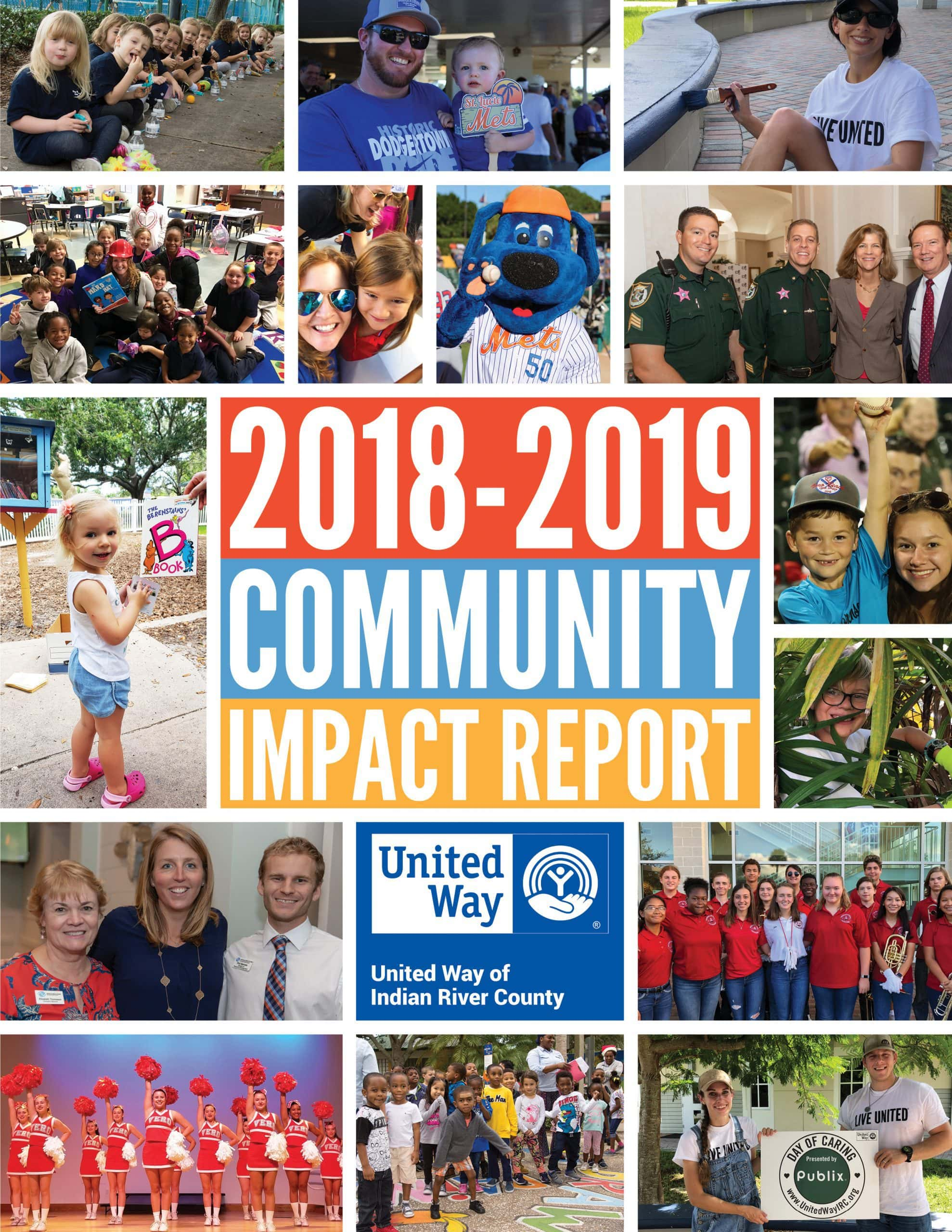 Annual Report 18-19 Cover